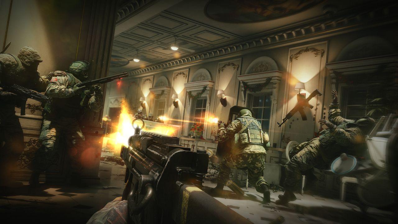 Se confirmó la fecha de lanzamiento de Rainbow Six Siege en las consolas de nueva generación