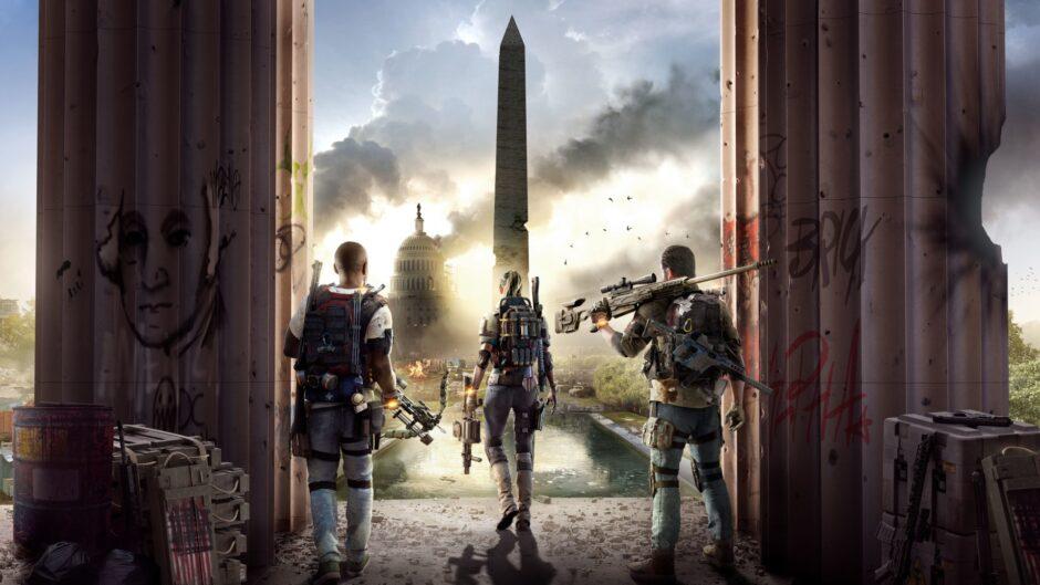 Ubisoft tiene todo listo para la película de The Division