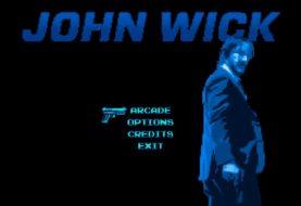 Una versión de John Wick para NES causa furor y te la podés descargar gratis