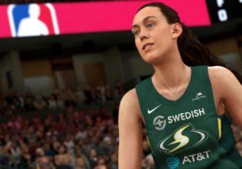 El movimiento feminista llegó al NBA 2K20
