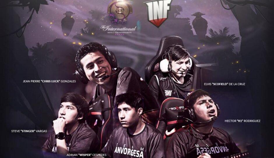 Dota 2: Infamous Gaming ganó en el debut en la fase final de The International 2019 y ahora espera rival