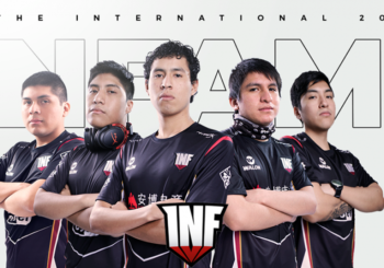 Dota 2: Complicado debut de Infamous Gaming en The International 2019