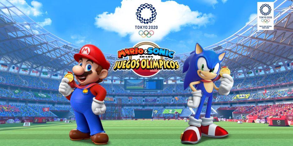 SEGA filtró por error personajes que se podrán utilizar en Mario & Sonic en los Juegos Olímpicos de Tokio 2020