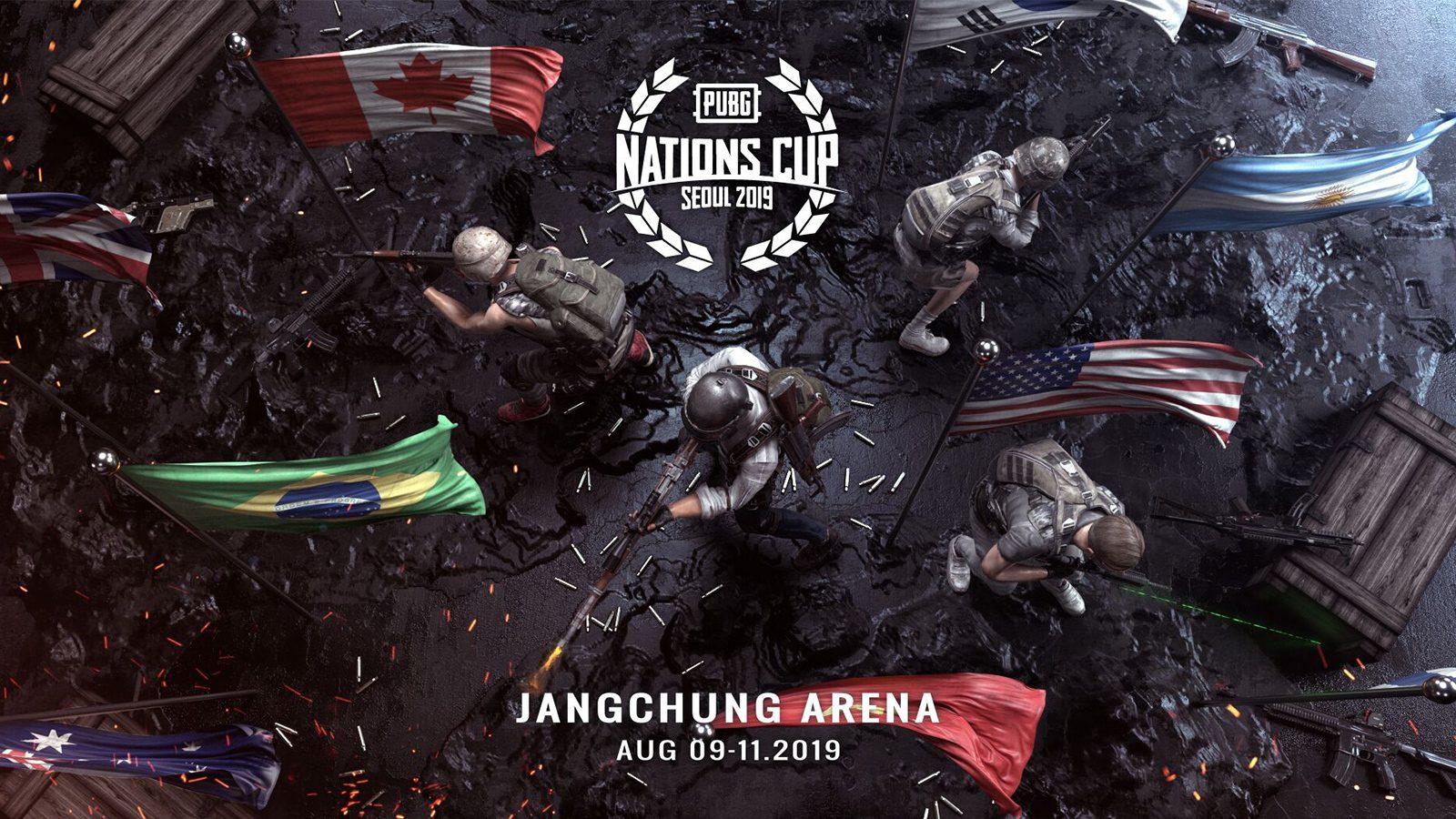 PUBG Nations Cup: Buen debut del equipo argentino en el Mundial de Corea