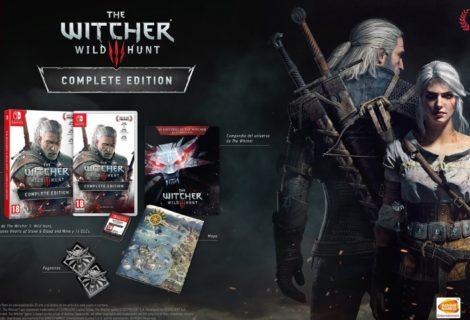 Novedades de la semana: The Witcher 3 ya se puede jugar en cualquier lado con Nintendo Switch