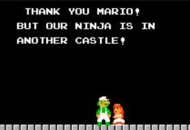 Twitch se despidió de Ninja con Super Mario: un mensaje para reírse antes que llorar