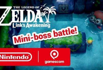 Un largo gameplay de la remake de The Legend of Zelda: Link's Awakening nos deja con ganas de más en Gamescom 2019