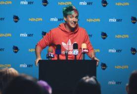 Mixer sumó un millón de suscriptores en una semana: Ninja lo hizo