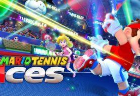 Mario Tennis Aces dio a conocer las novedades de la actualización de diciembre