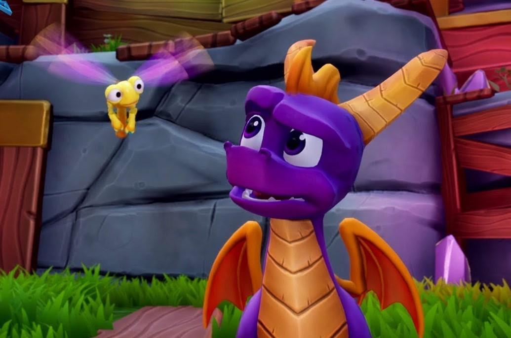 Spyro the Dragon celebra su llegada a nuevas plataformas en un nuevo tráiler de Reignited Trilogy