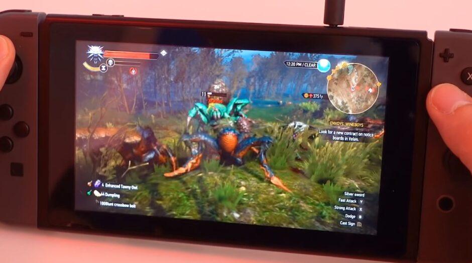 ¿Cómo se ve y siente The Witcher 3 en Nintendo Switch? El análisis de Digital Foundry da cuenta del port más ambicioso de la historia