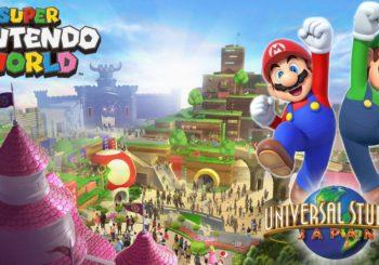 Super Nintendo World avanza en Universal Studios: así se ve