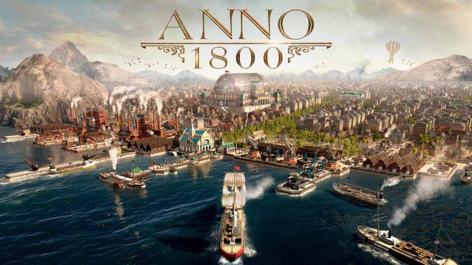Los fanáticos de Anno 1800 ya pueden probarlo y de forma gratuita