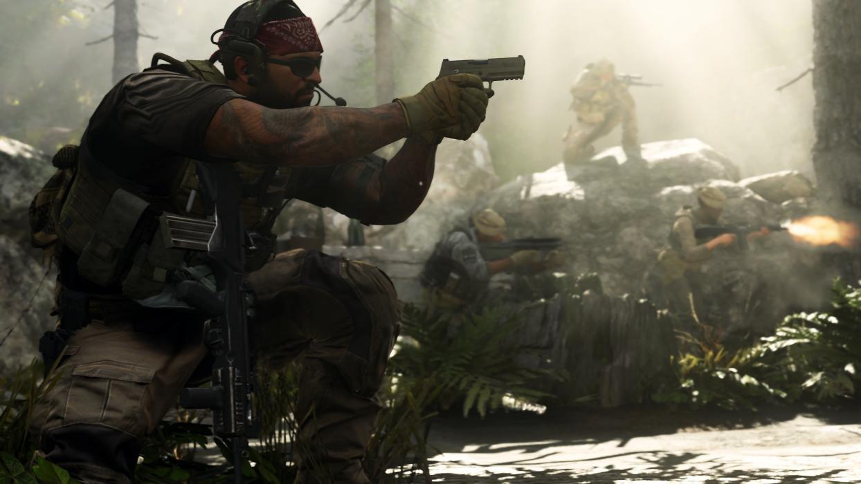 Call of Duty: Modern Warfare reveló su modo multijugador con un espectacular tráiler