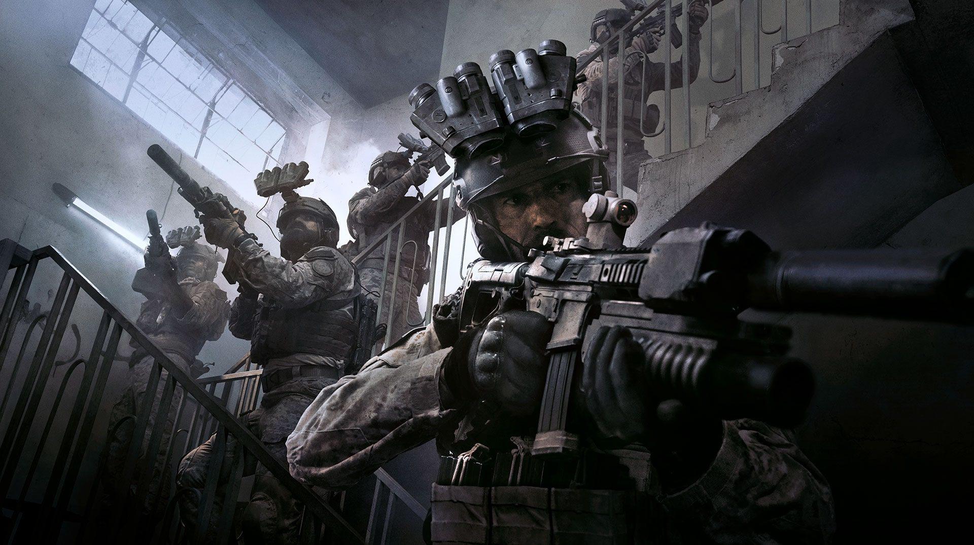 Call of Duty: Modern Warfare muestra un gameplay extenso de su esperado modo multijugador