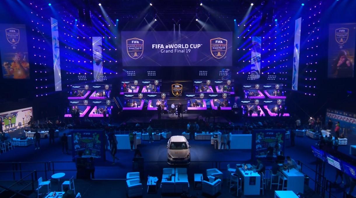 [FINAL] FIFA eWorld Cup: Nicolás Villalba se recupera y clasificó a la final en PlayStation 4