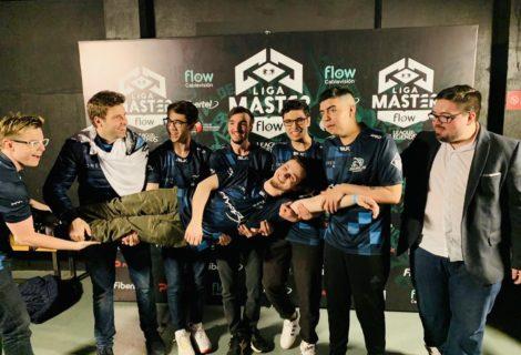 Liga Máster Flow de League of Legends: Isurus Gaming vence a Cream Esports y consigue su ticket a la gran final