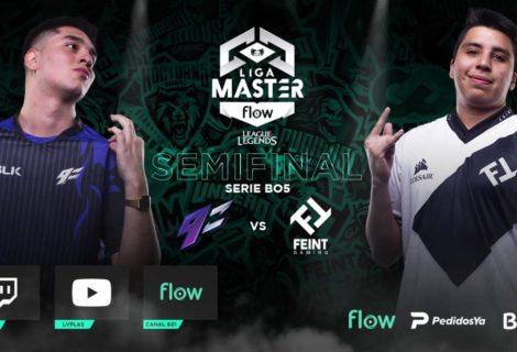9Z es el primer finalista de la Liga Máster Flow de League of Legends