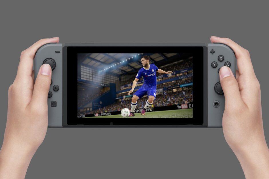 EA planea llevar más juegos a Nintendo Switch