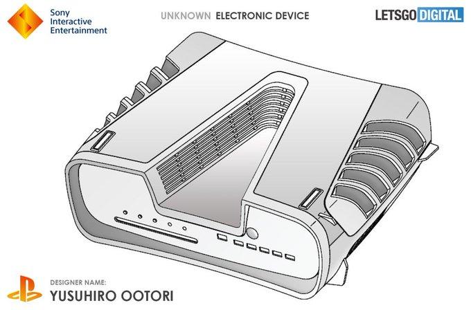 Filtran el probable diseño de la PlayStation 5
