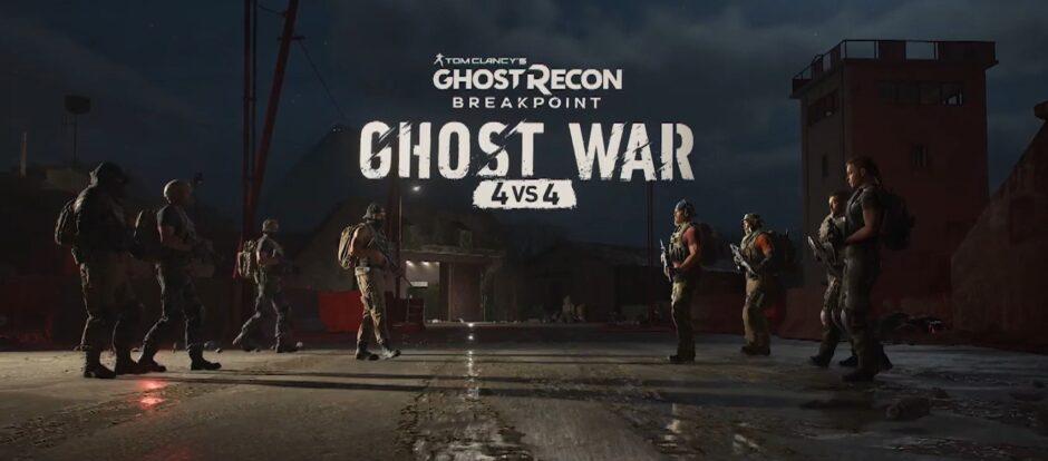 Ubisoft presentó el modo PvP de Ghost Recon Breakpoint