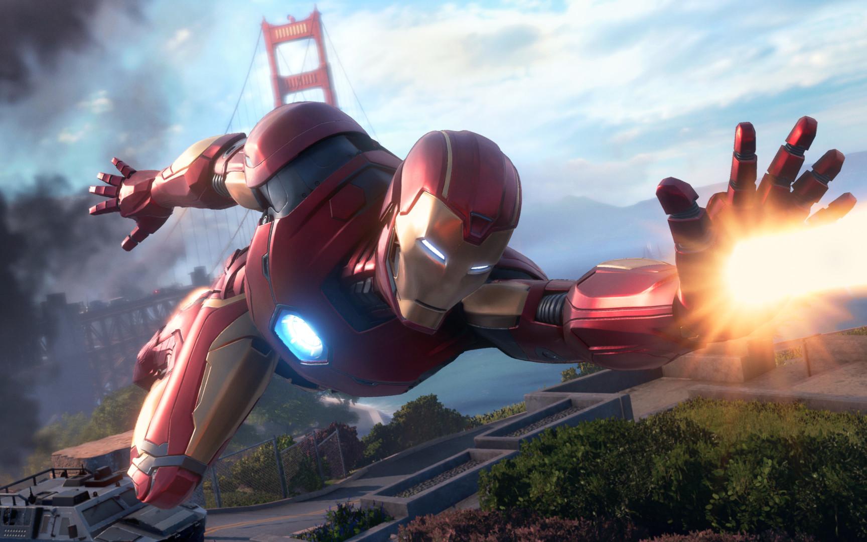 Marvel's Avengers mostró un adelanto de su jugabilidad en la gran feria europea Gamescom