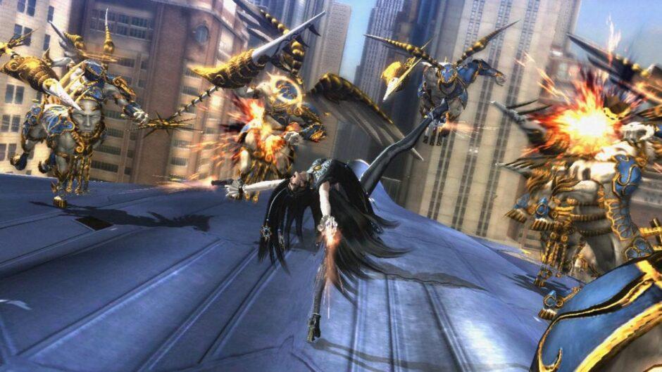 Durante la próxima semana ya no se podrá adquirir el Bayonetta y Bayonetta 2 en la eShop de Wii U