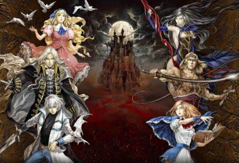 Konami filtró un trailer de Castlevania: Grimoire of Souls en el TGS 2019