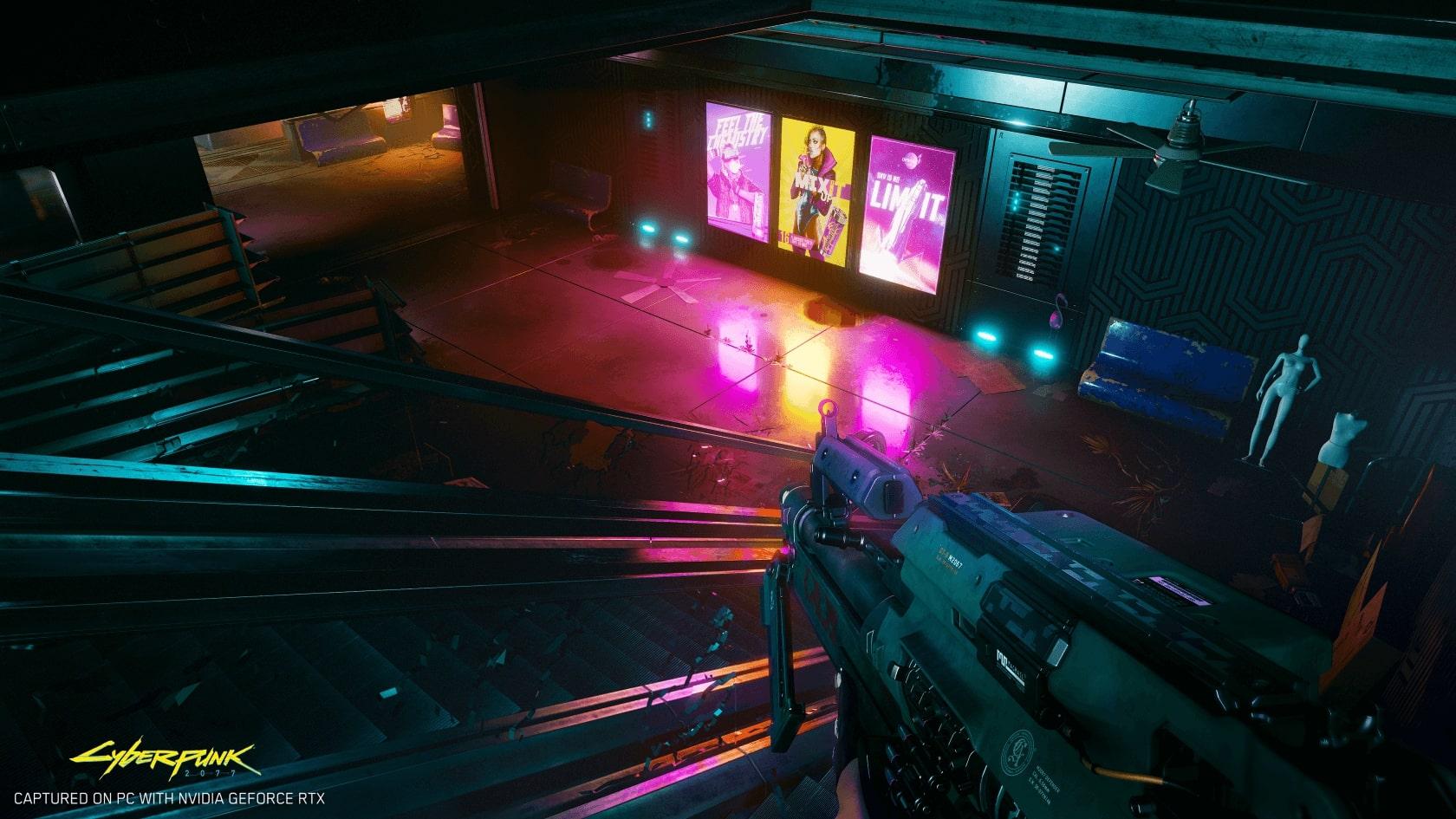 Cyberpunk 2077 aplica de forma similar a The Witcher 3 en el DLC