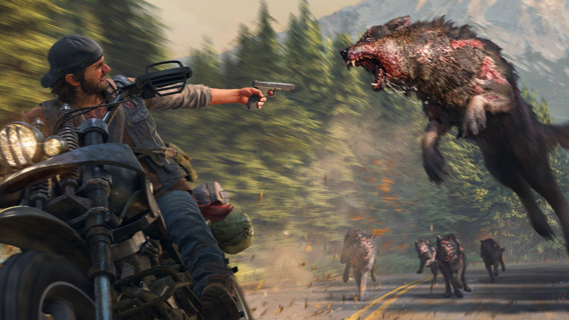 En la próxima actualización, Days Gone contará con un modo New Game Plus