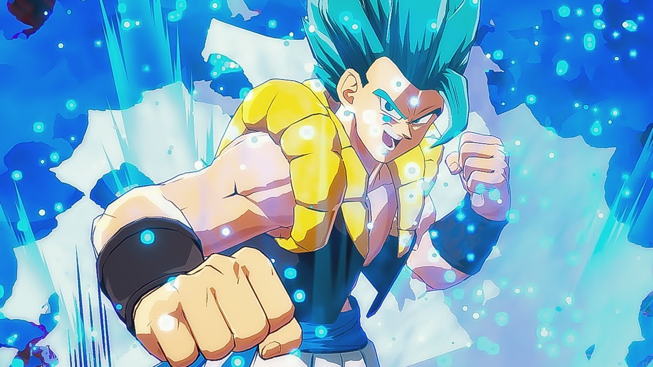 Se filtró un trailer de Gogeta (SSGSS) en donde muestra todo su acción en Dragon Ball FighterZ