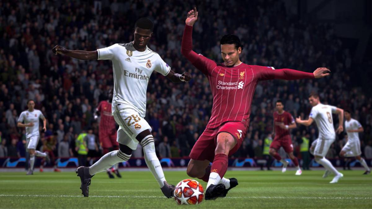 EA Sports lanzó el FIFA 20 en todo el mundo