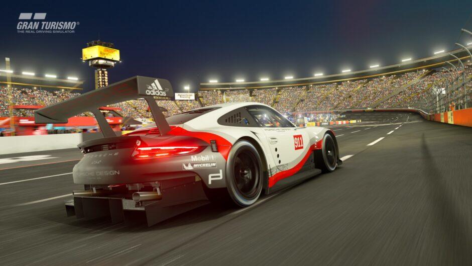 Gran Turismo Sport cargado de competición en el World Tour