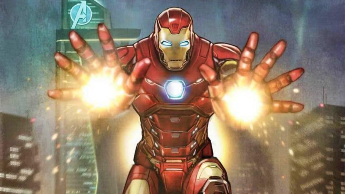 En el juego Marvel´s Avengers Iron Man tendrá el traje de la saga Original Sin