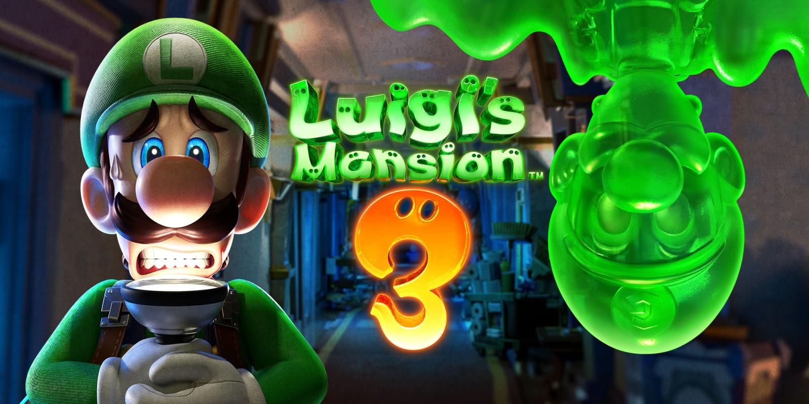 Luigi's Mansion 3 contará con DLC que se tendrán que pagar