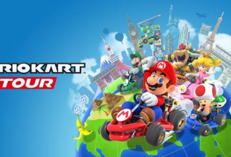 Nintendo anunció la fecha del modo multijugador para Mario Kart Tour