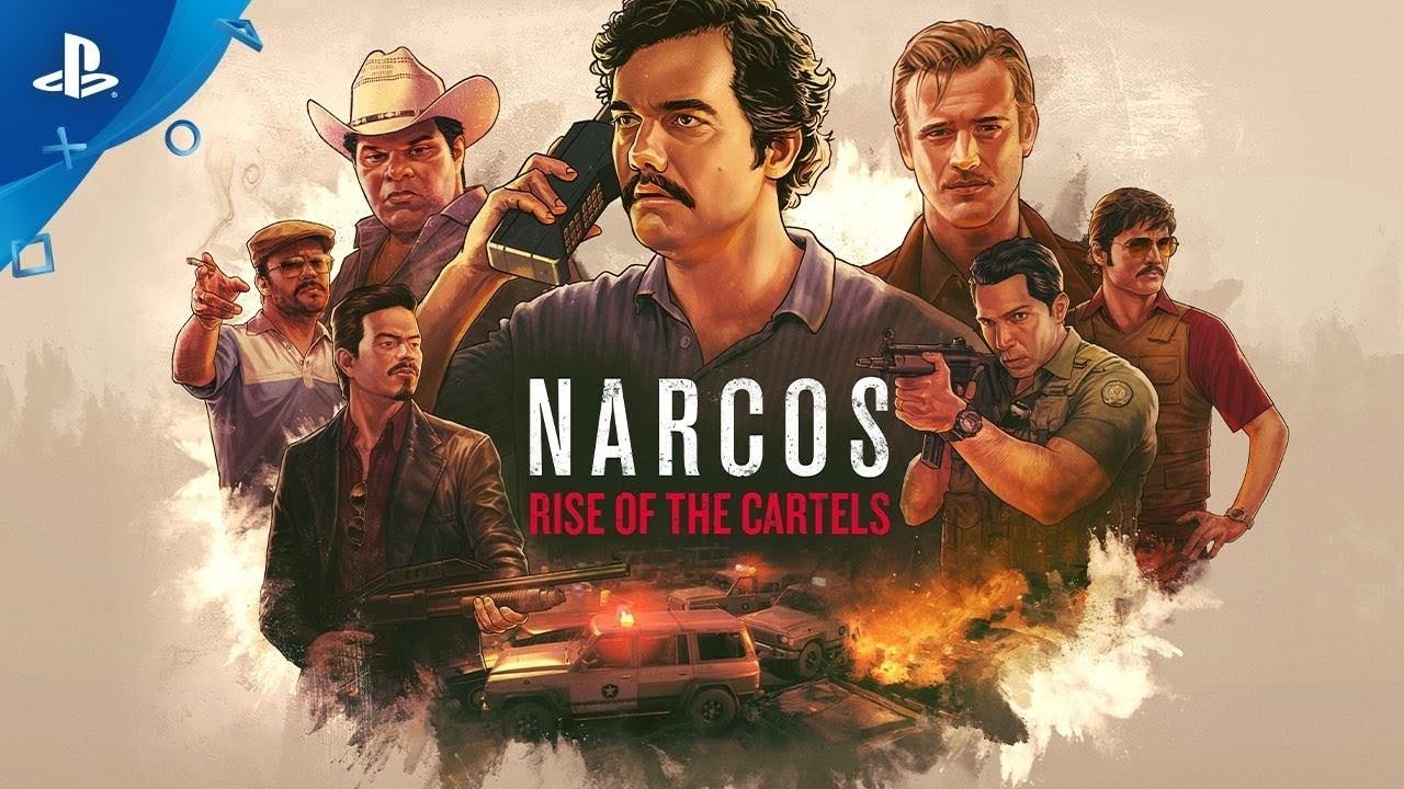 Ya salió el primer trailer de Narcos: Rise of the Cartels