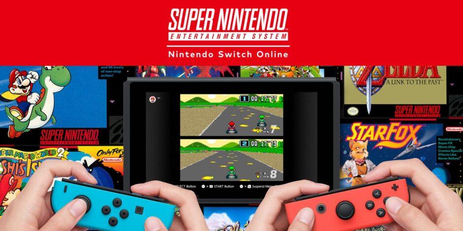 Se confirmó la lista de juegos de Super Nintendo que estarán disponibles para Nintendo Switch