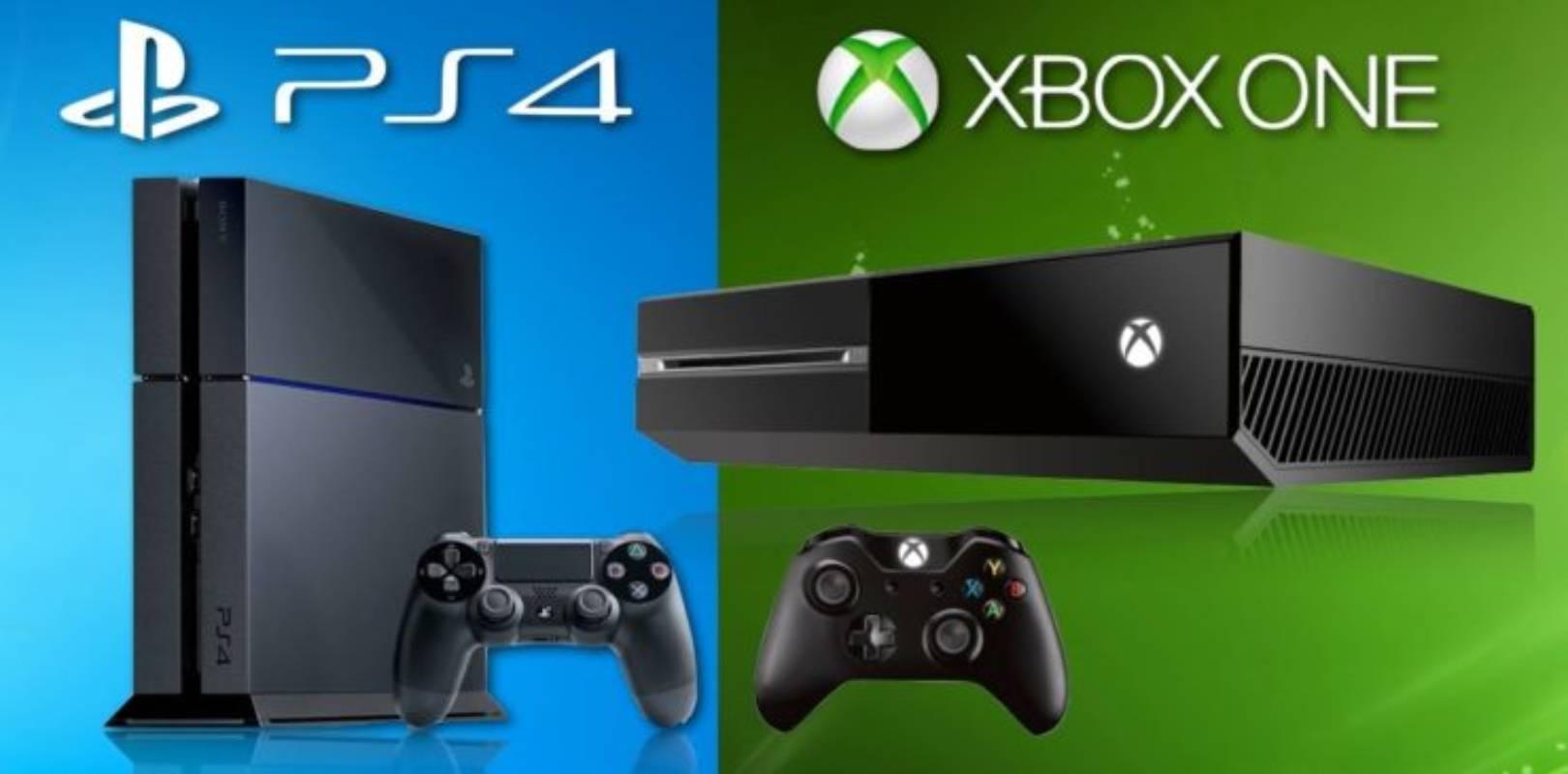 Hasta el momento estos son los juegos más vendidos de Xbox One y PlayStation 4