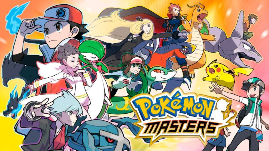 Pokémon Masters superó las 10 millones de descargas, más rápido que Pokémon GO