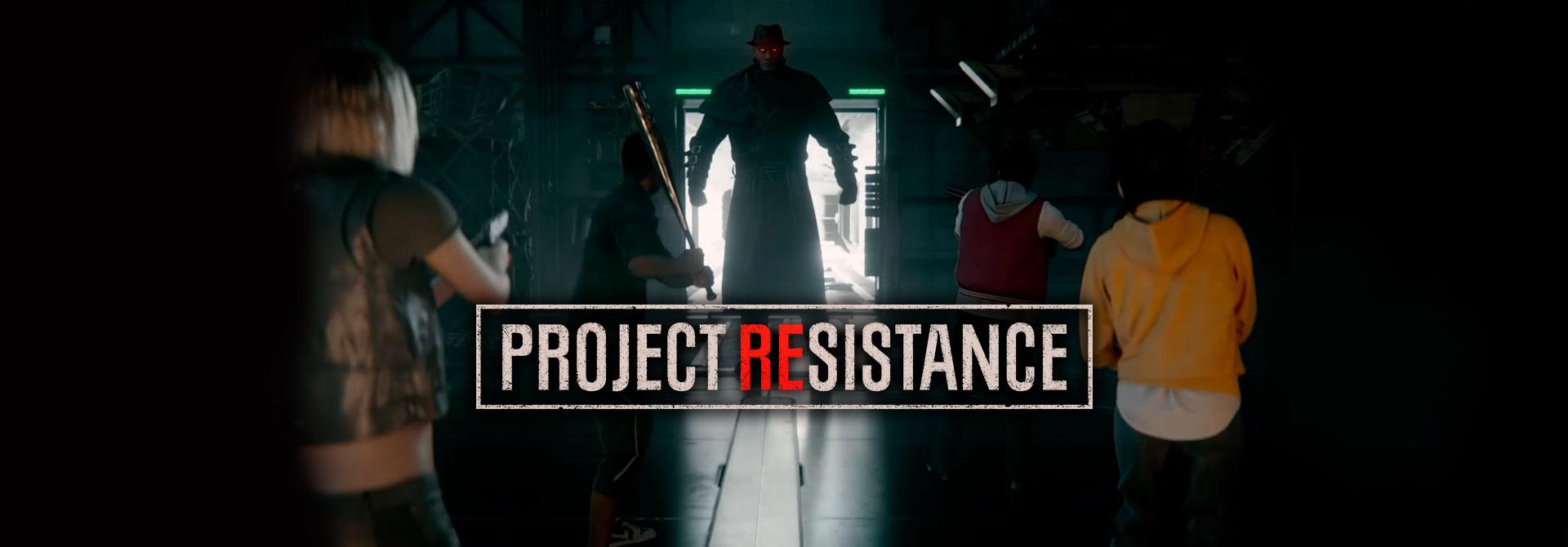 Capcom mostró el primer trailer de Project Resistance, el juego nuevo de Resident Evil