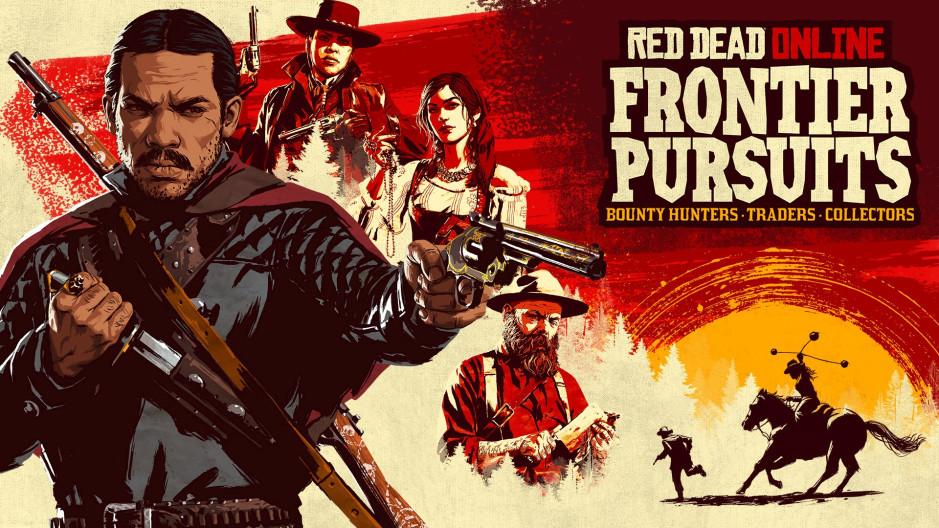 Experiencias en la Frontera, la nueva actualización de Red Dead Online