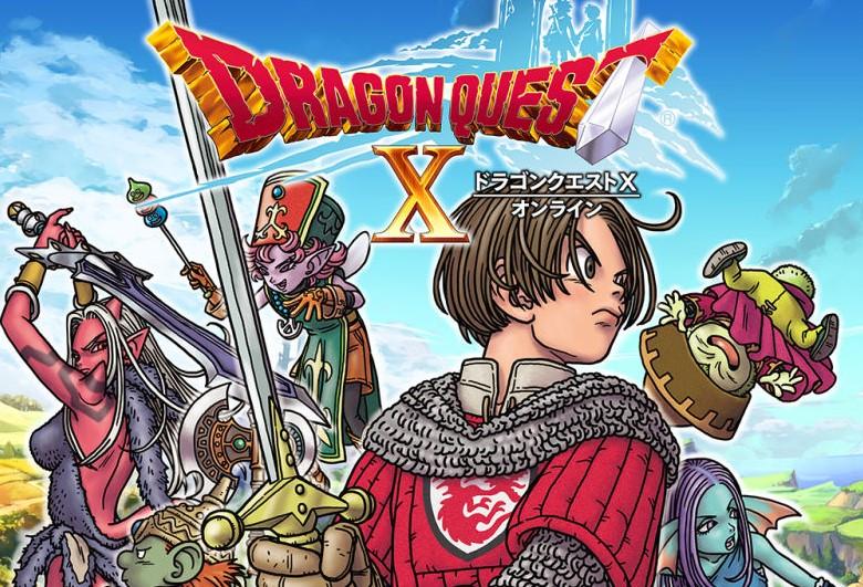 Dragon Quest X recibe su quinta actualización y fue mostrada en Tokyo Game Show 2019