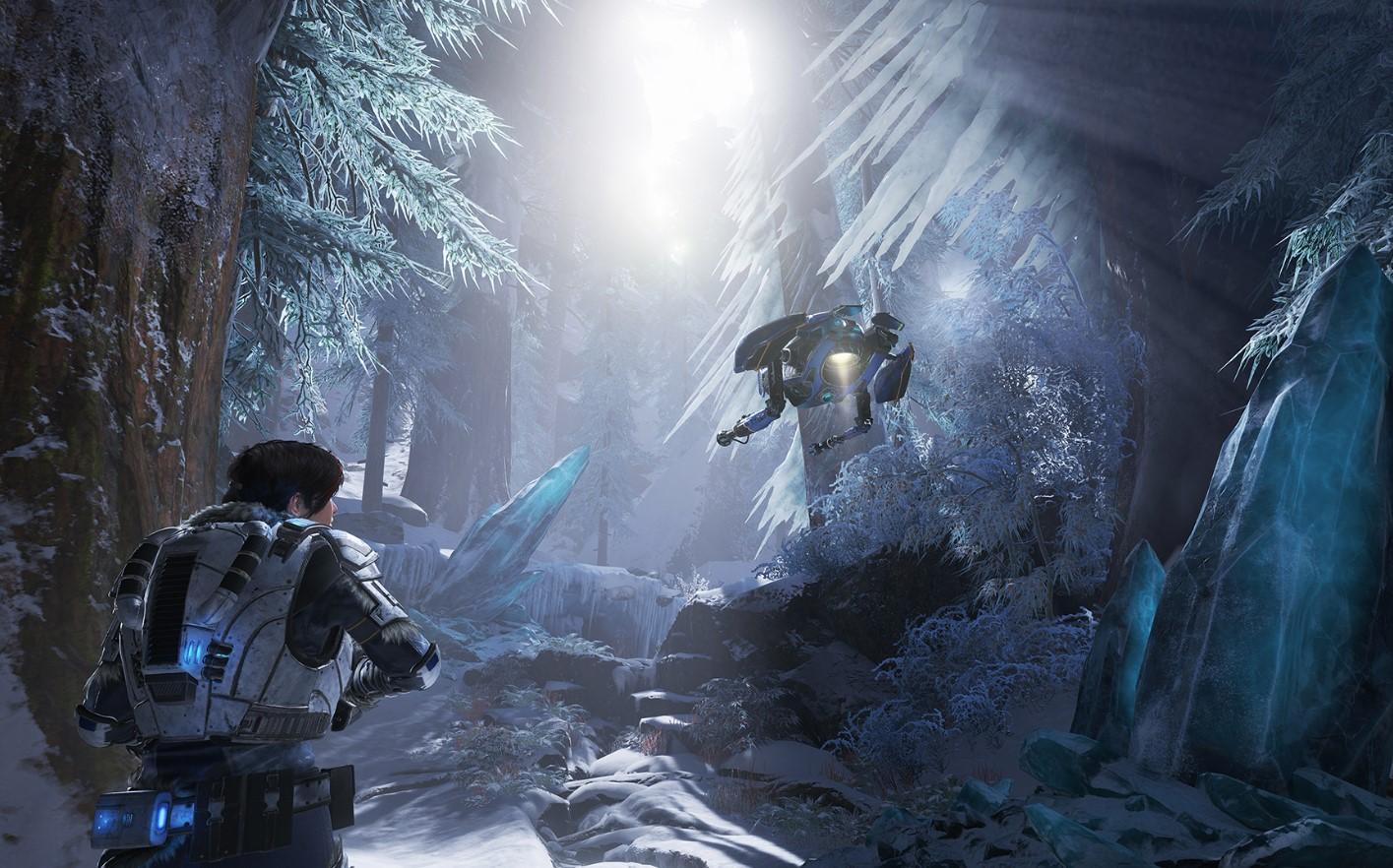 Gears 5 debutó con todo: desplazó a Fortnite como el juego más popular de la Xbox Store