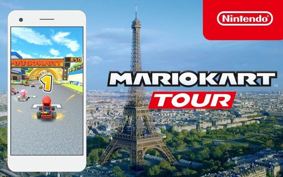 Así preparan los Toads las calles de París y Nueva York: todo listo para Mario Kart Tour