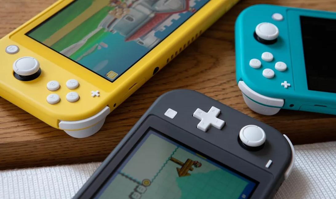 Nintendo Switch le da la bienvenida a su versión Lite con un nuevo spot