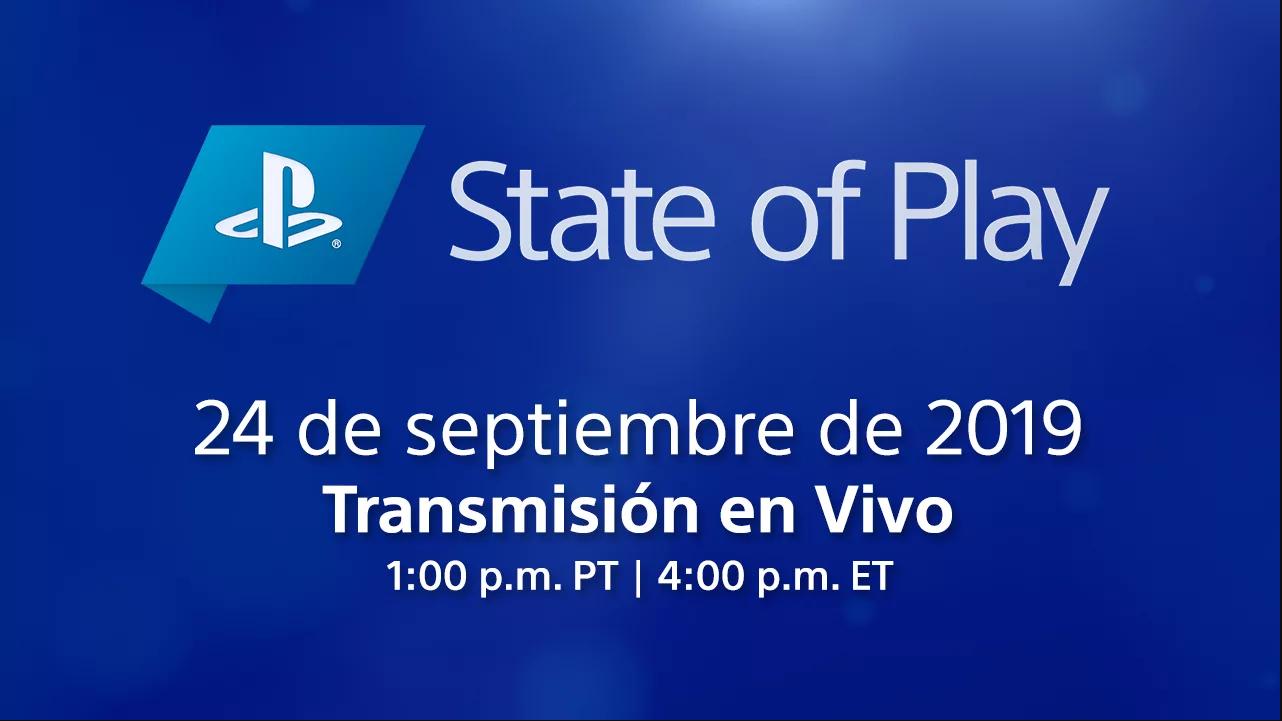 Sony anunció la fecha del próximo episodio de State of Play y falta muy poco
