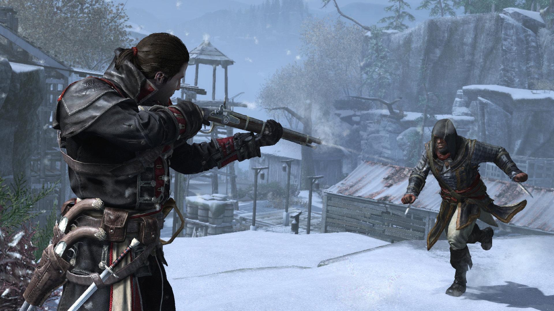 Dos icónicos capítulos de la saga Assassin's Creed llegarán a la Nintendo Switch