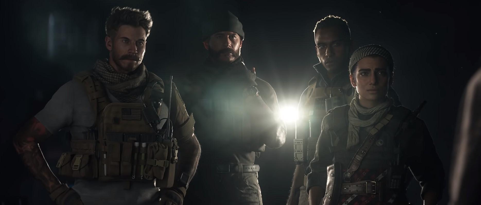 Call of Duty: Modern Warfare mostró su campaña y unas cinemáticas sorprendentes en State of Play