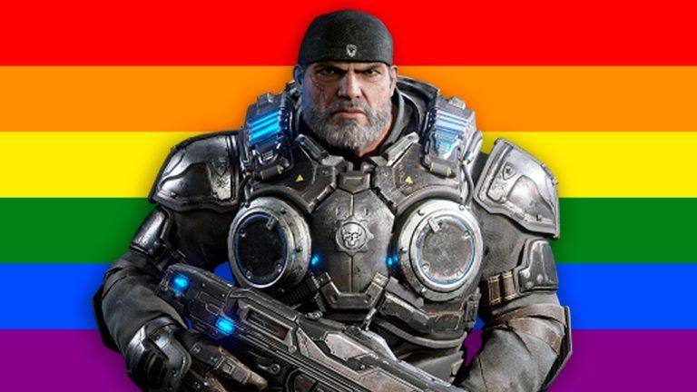 Gears 5 le hace un guiño a la comunidad LGBT